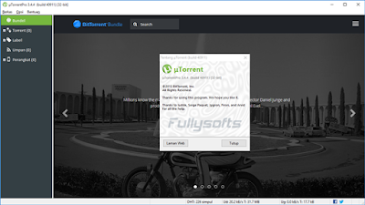 Download uTorrent Pro 3.4.4 Build 40911 Full Version Incl. Patch