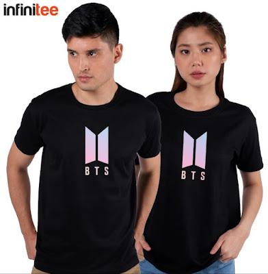 BTS Oversized Shirts