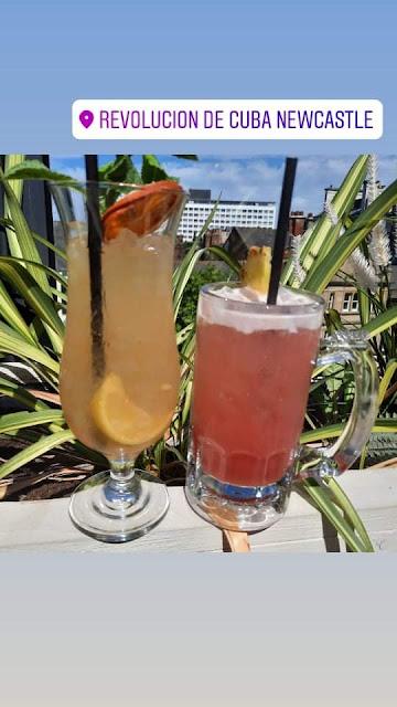 The Best Cocktail Happy Hour Deals in Newcastle : Revolution de Cuba Happy Hour