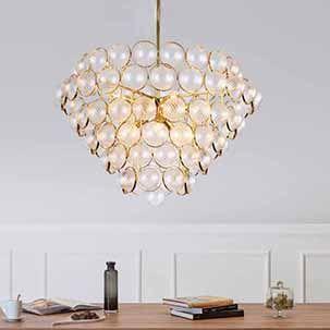 Tham khảo những mẫu đèn thả trang trí đang được ưa chuộng nhất hiện nay