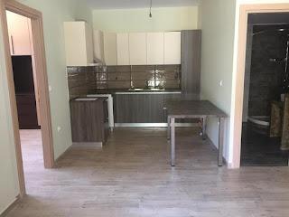Ενοικιάζεται ολοκαίνουριο διαμέρισμα στην περιοχή Ακλειδιού. Τιμή 330€