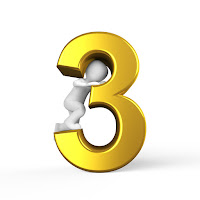 Numerology, number 3