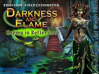 DARKNESS AND FLAME: ENEMY IN REFLECTION - Guía del juego y vídeo guía Y