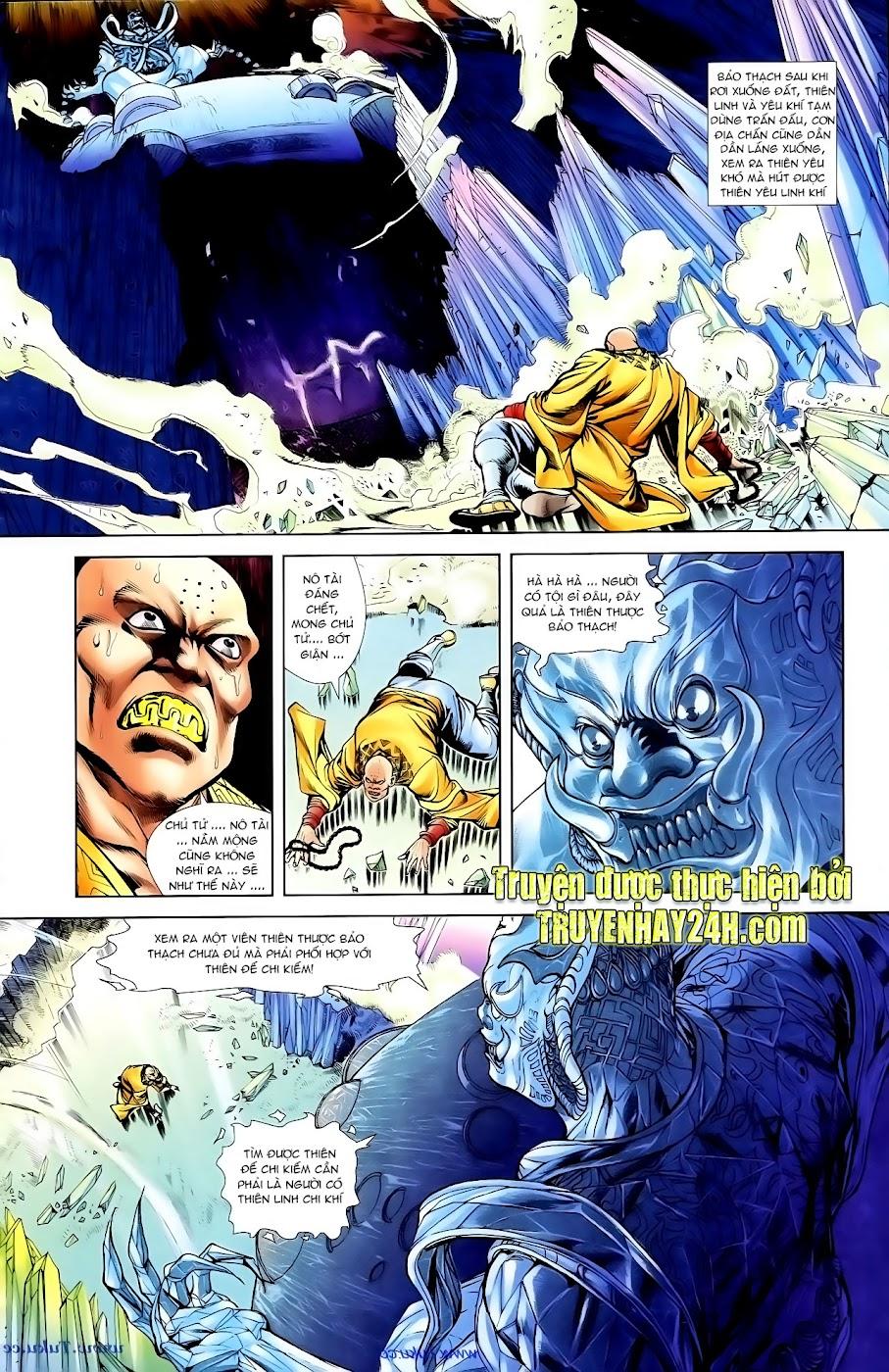 Cơ Phát Khai Chu Bản chapter 98 trang 8