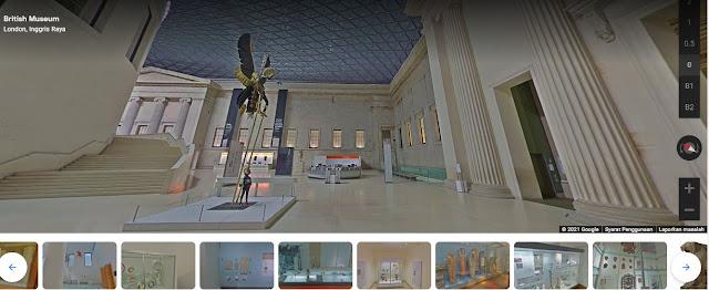 Keliling 6 Museum Terkeren di Dunia Gratis 6