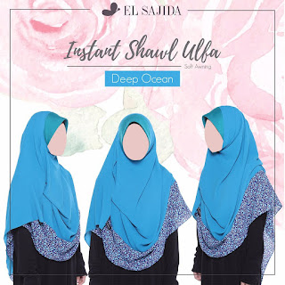 INSTANT SHAWL ULFA SOLD OUT