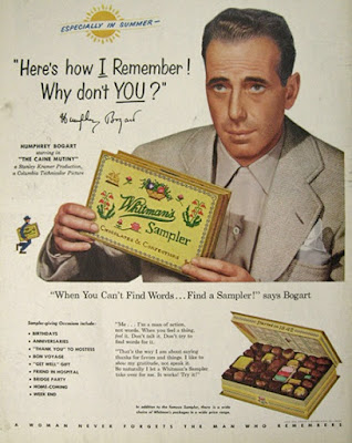 Whitman's Sampler - Bogart