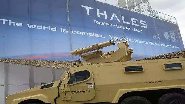 Thales Group - French Security and defence