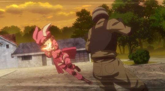 Sword Art Online Alternative: Gun Gale Online Episode 1 Subtitle Indonesia