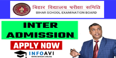 Bihar Board Inter admission 2020, OFSS Bihar Inter (11th) Admission, Bseb class 11th Apply