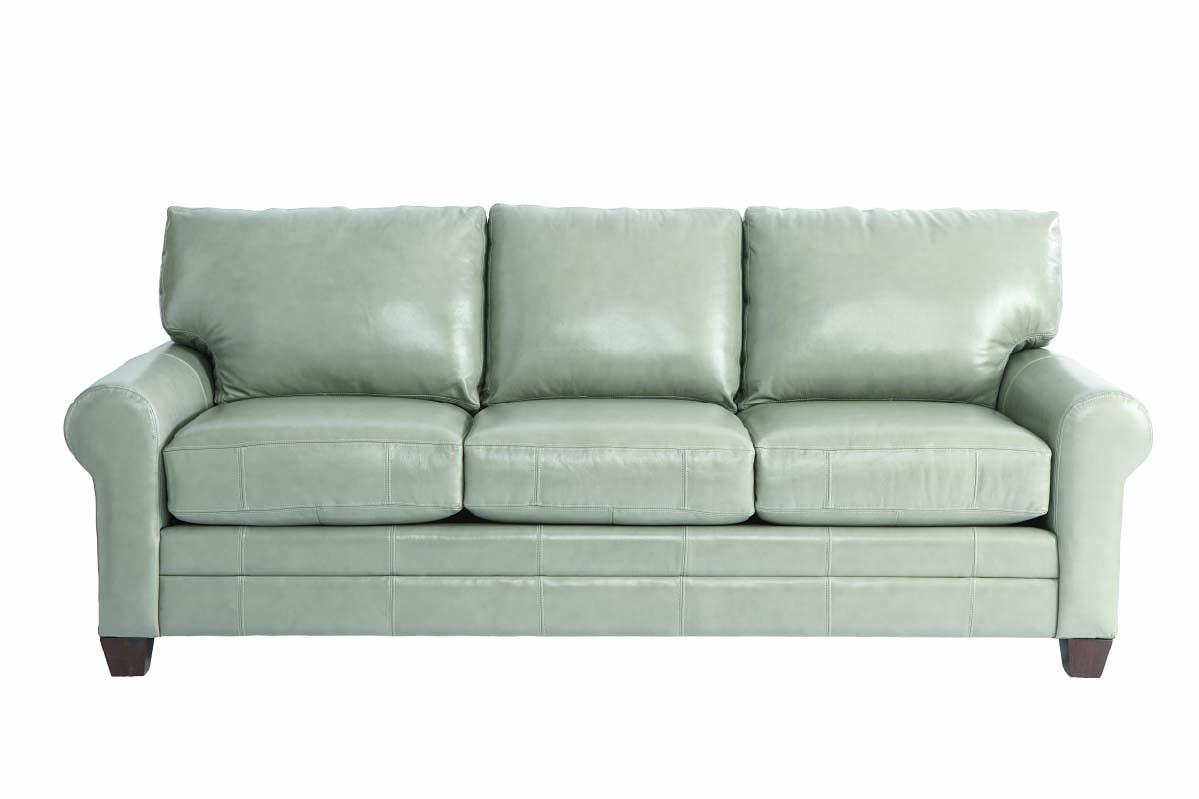 Lawson Sofa Lawson Sofa With Brown Upholstery Ebth - TheSofa