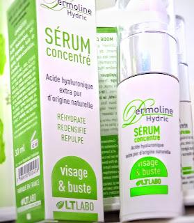 Dermoline Hydric sérum concentré - Lt Labo