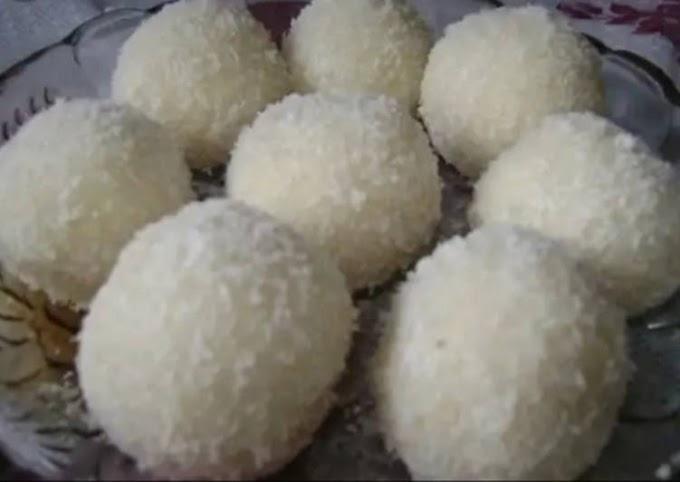 नारियल के लड्डू कैसे बनायें nariyal ke laddu kaise banaye