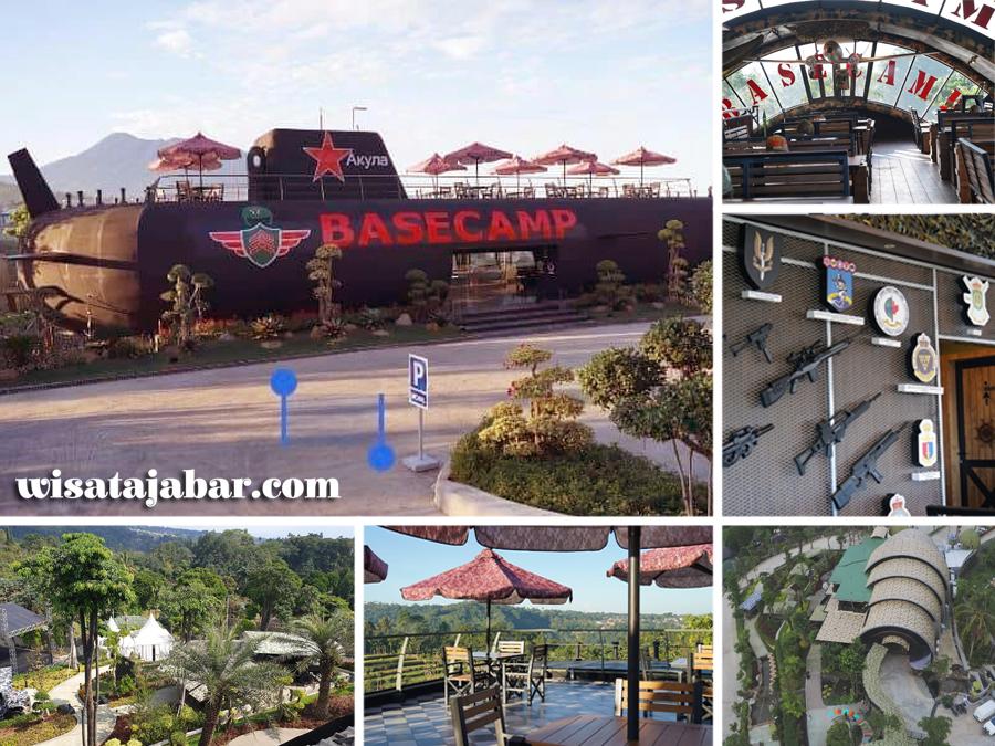 Basecamp Military Lifestyle Destinasi Wisata Kuliner Dan
