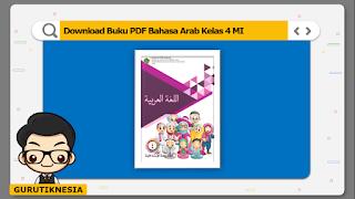 download ebook pdf  buku digital bahasa arab kelas 4 mi