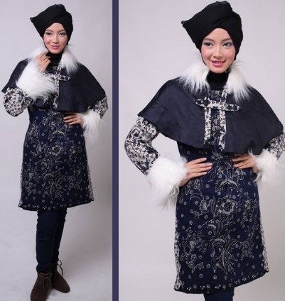 25+ Desain Baju Batik Modern Casual Untuk Remaja Wanita