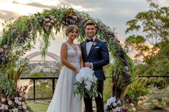 CAPTURED BY KIRRI TARONGA ZOO SYDNEY WEDDINGS STYLED SHOOT