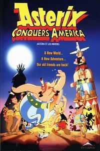 Asterix Conquers America (1994) 300MB Hindi Download Dual Audio