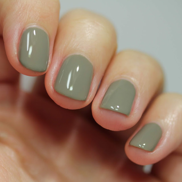 Girly Bits Sage Against the Machine swatch by Streets Ahead Style