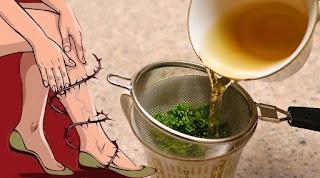 أفضل وصفات الشاي لمحاربة الدوالي ودهون الكبد وفقدان الوزن... روعة !!!