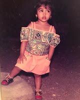 Pooja Hegde Childhood Photo