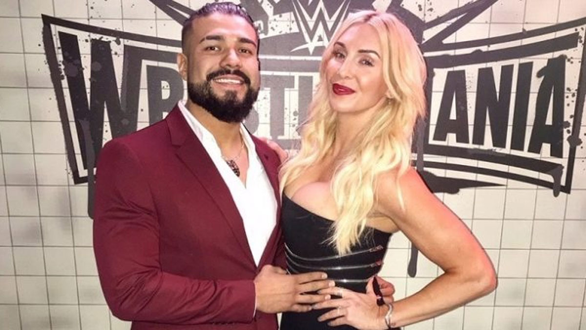 Charlotte Flair aconselhou Andrade El Idolo a sair da WWE