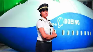 Kashmiri Ayesha Aziz Becomes India Youngest Female Pilot