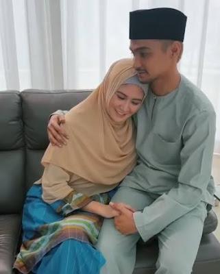 Gambar Pelakon drama senafas rindu Elizabeth Tan dan Syafiq Kyle
