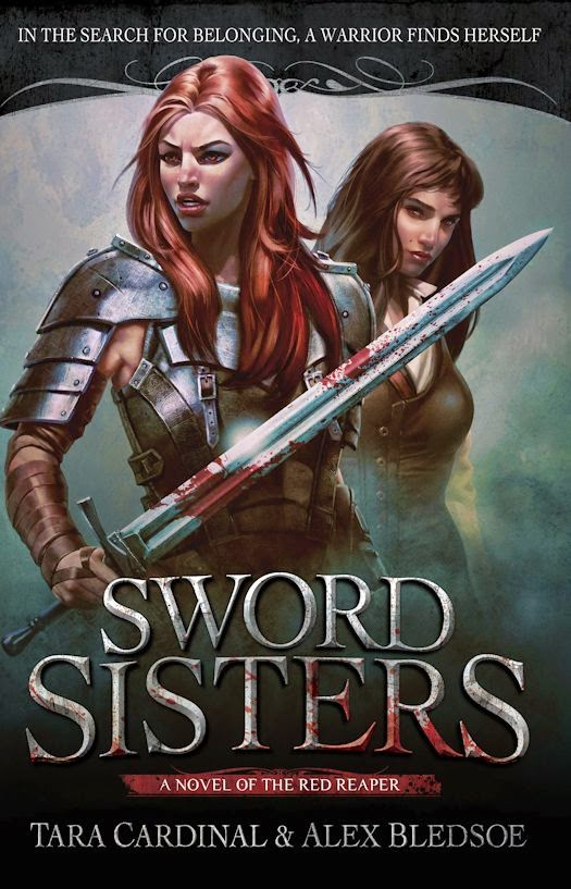 Guest Blog by Alex Bledsoe - Language in Sword Sisters - October 24, 2014