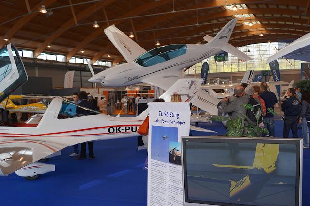 szd.com.pl Aero Friedrichshafen 2013 Raj dla amatorów lotnictwa ultralekkiego