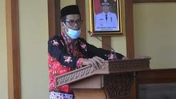 Sekda Batanghari Pimpin Rapat Seleksi Terbuka Pengisian JPT Pratama