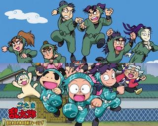 Nintama Rantarou Anime Terpanjang