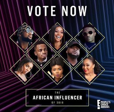 E! people's choice awards, people's choice awards nominees, people's choice awards 2019