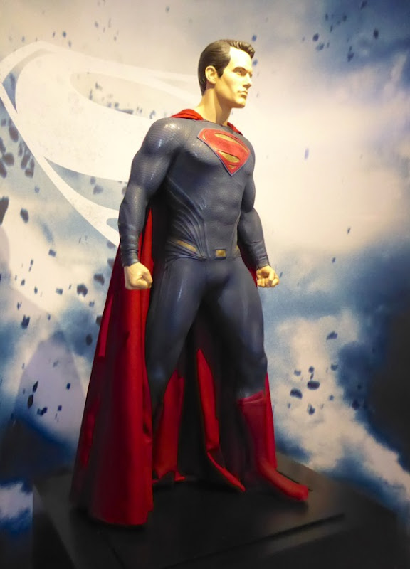 Dawn of Justice Superman suit