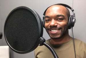 Record an urban, youthful, professional male voiceover - #voiceactor #voiceover #voiceacting