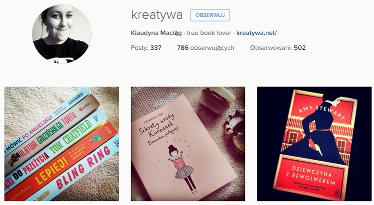 instagram kreatywa