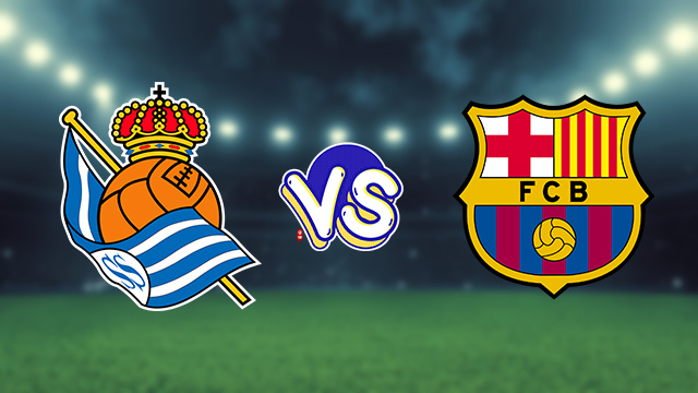 مشاهدة مباراة برشلونة ضد ريال سوسيداد 15-08-2021 بث مباشر في الدوري الاسباني