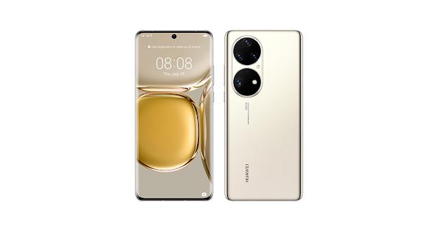 مراجعة مواصفات وسعر هواوي Huawei P50  واهم المميزات