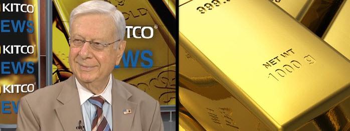 Gero de RBC: El oro subirá hasta los US$ 1,400 a fines de 2018