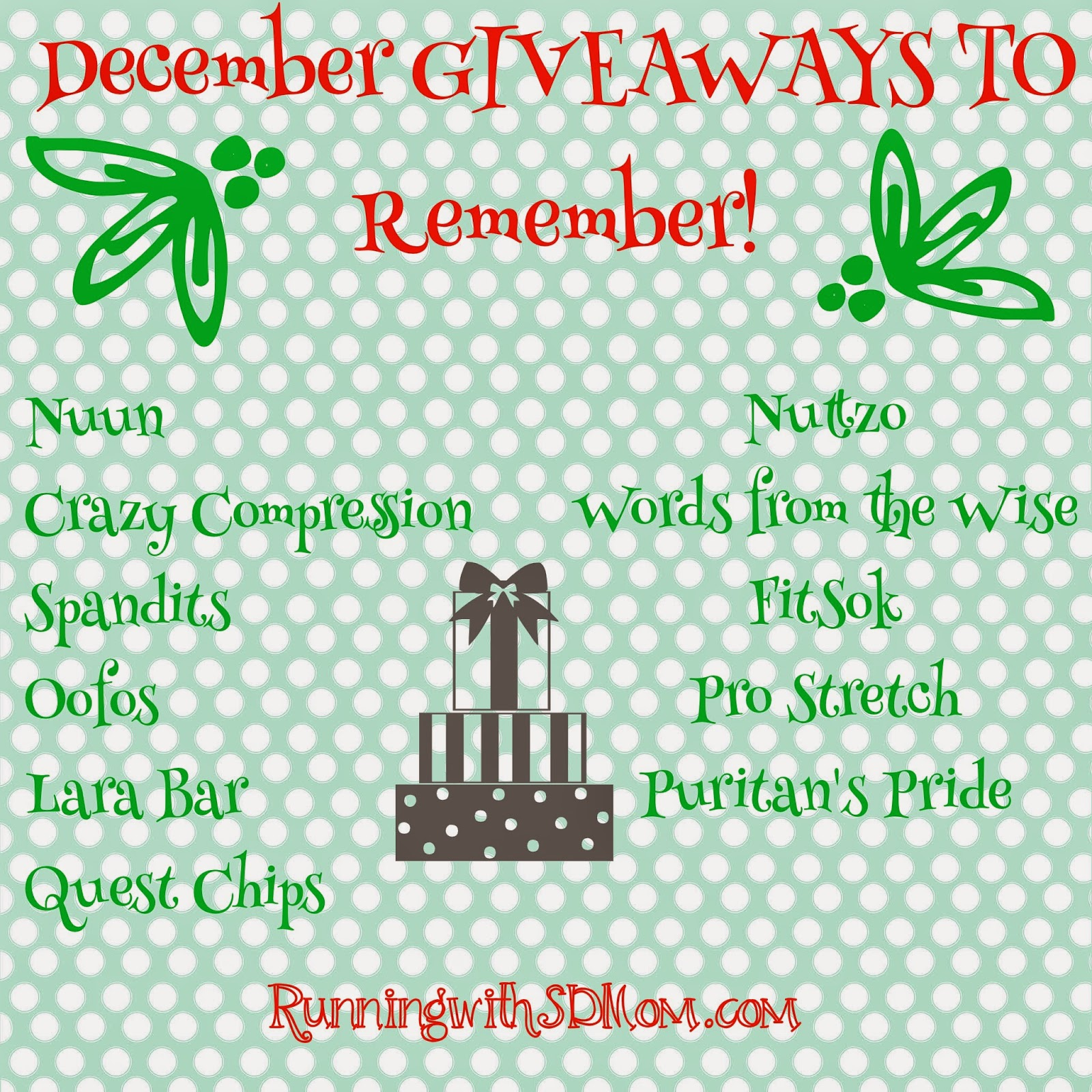 38fb637619 Thank you so much to Crazy Compression but most of all, thank you for you!  What a great end to the year giving away 11 of my very favorites!