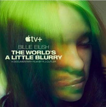 "O trailer do documentário ""Billie Eilish: The World's A Little Blurry"" já está disponível! Assista agora mesmo!"