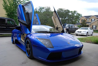 Gambar DP bbm Lamborghini Murcielago
