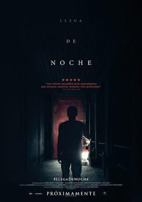 Llega de noche - Trey Edward Shults - trailer