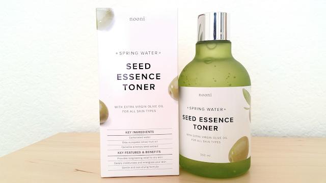 Nooni Spring Water Seed Essence Toner
