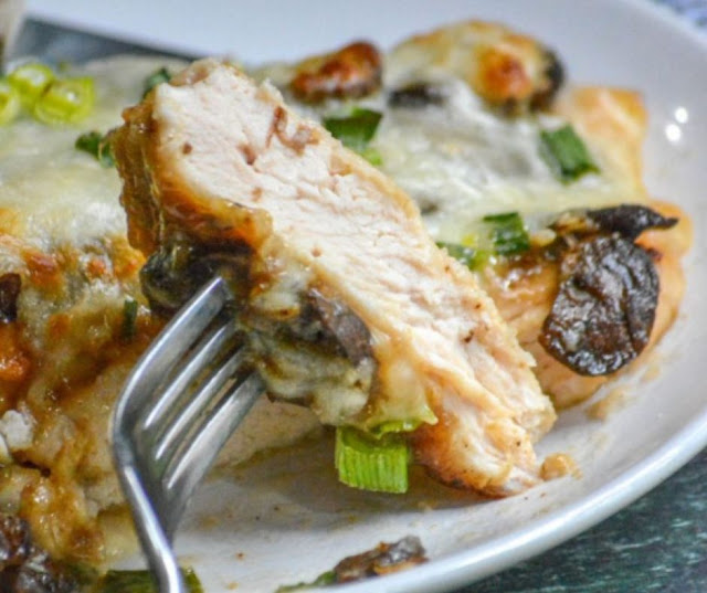 CHICKEN LOMBARDY RECIPE