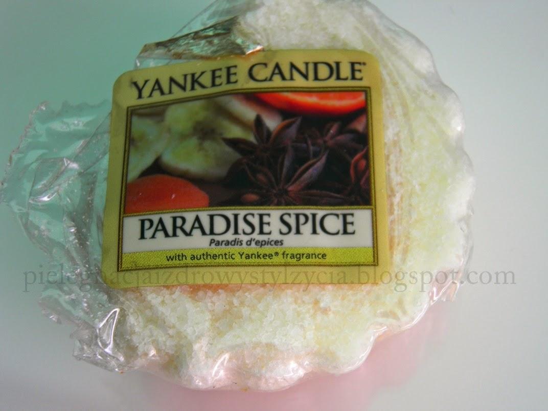 Yankee Candle: Vanilla Cupcake i Paradise Spice