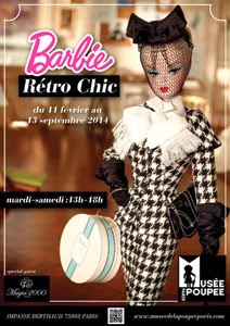 Barbie Rétro Chic