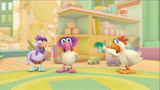 Abby's Flying Fairy School Say Gezundenshniffle, Abby Cadabby, Blögg, Gonnigan, Sesame Street Episode 4320 Fairy Tale Science Fair season 43