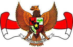 Lambang dan Bendera Negara Indonesia