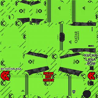 boca-junior-kits-2020-dream-league-soccer-20-goalkeeper-home-2
